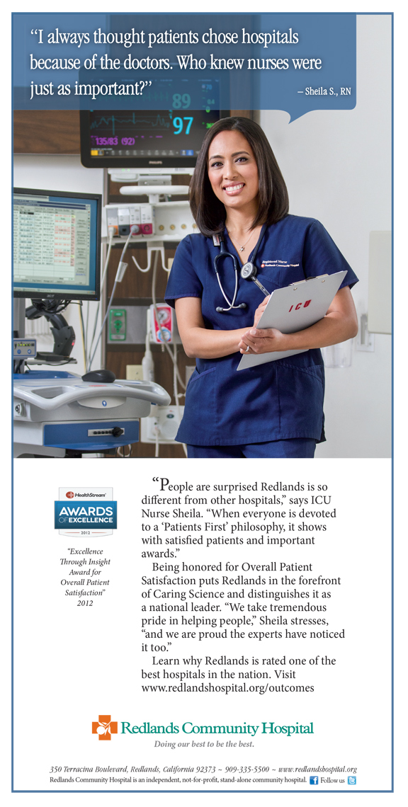 Redlands Hospital Photography | Geoffrey Ragatz Photographer