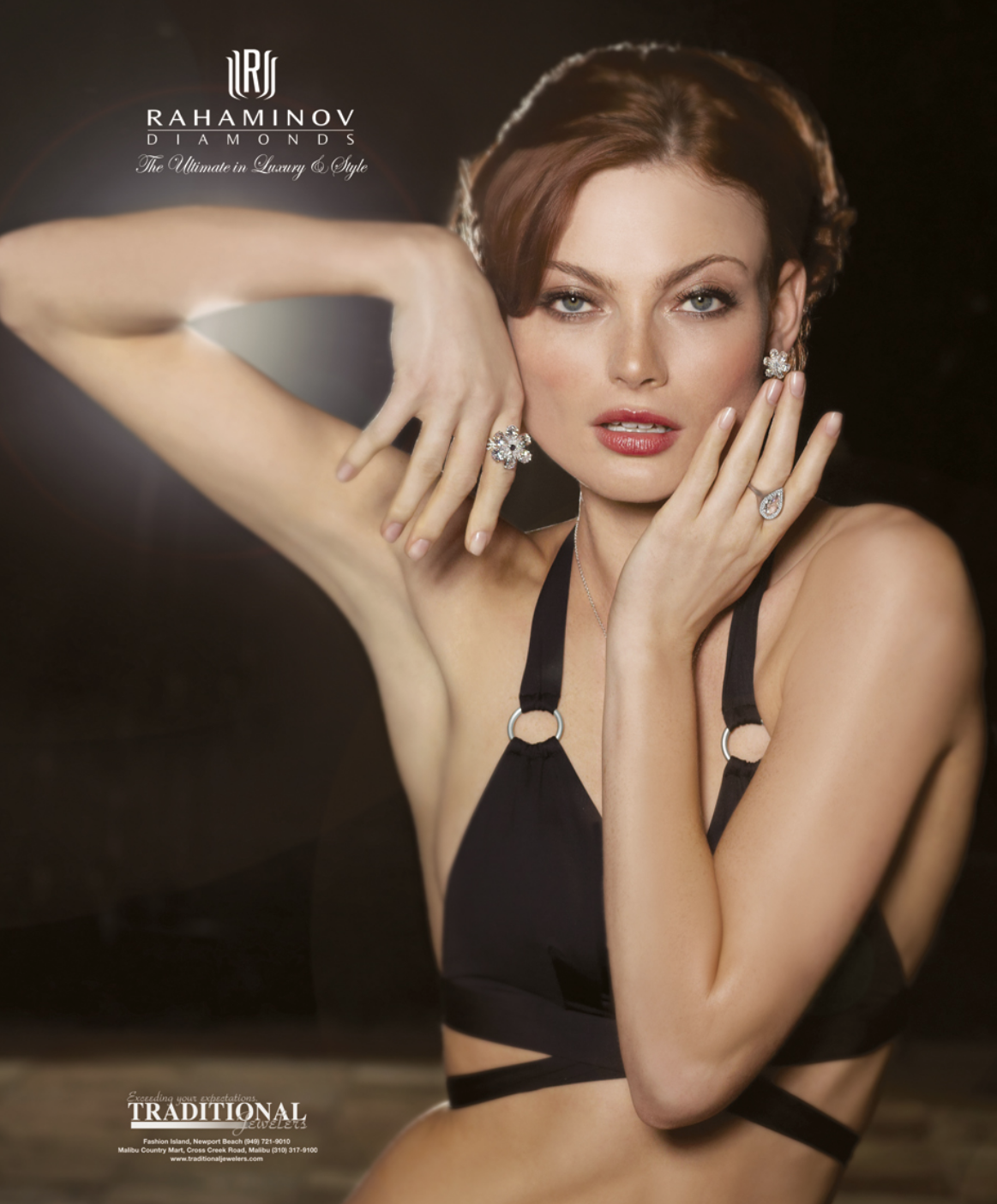 Rahaminov Diamonds Photography | Geoffrey Ragatz Photographer