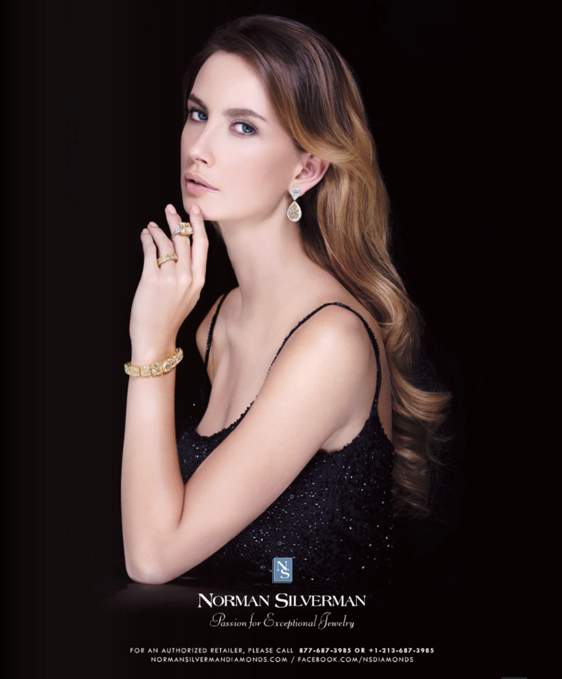 Norman Silverman Diamonds Photography | Geoffrey Ragatz Photographer