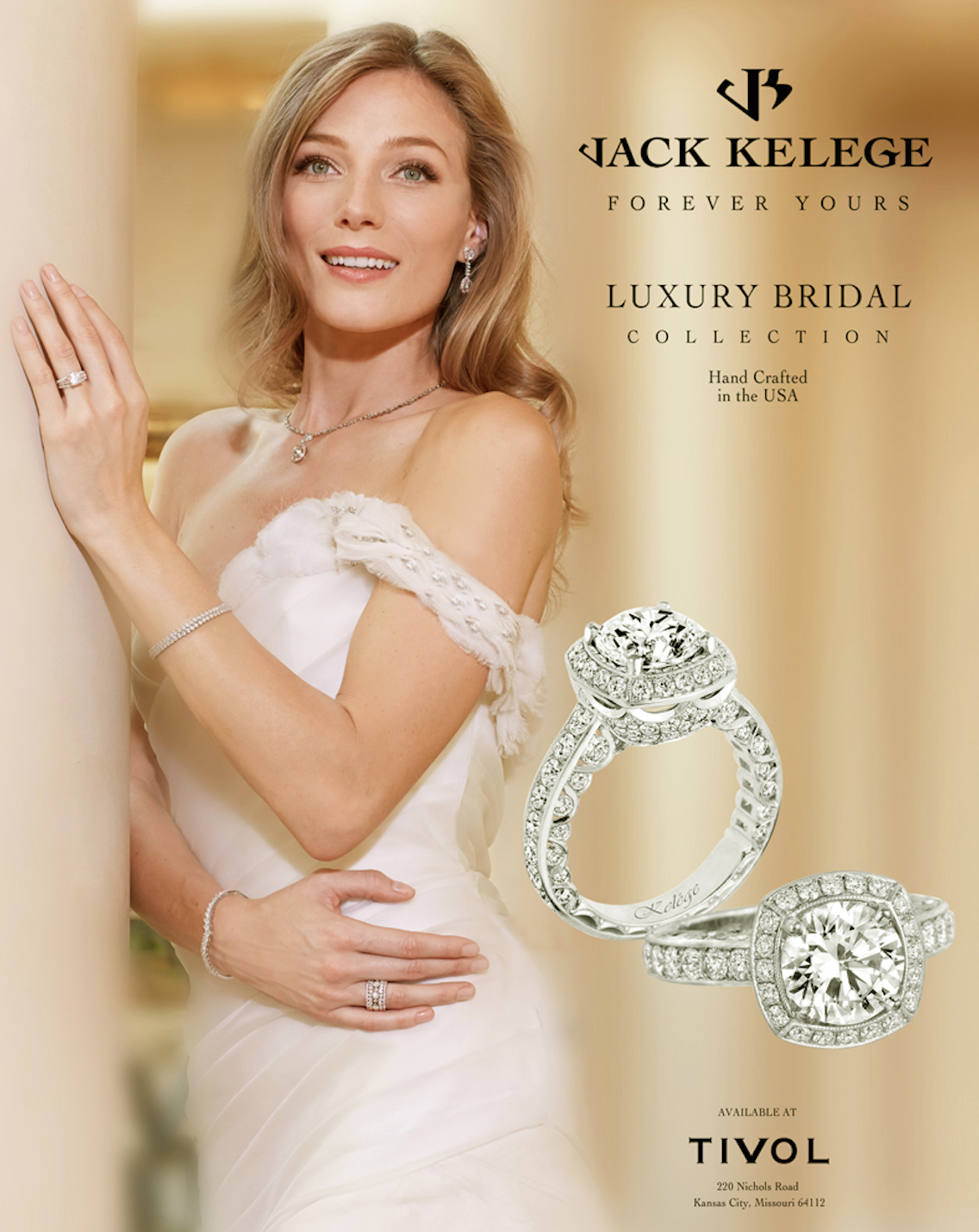 Jack Kelege Diamonds Photography | Geoffrey Ragatz Photographer