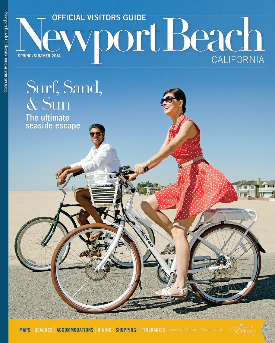 Newport Beach Photography - Visitors Bureau | Geoffrey Ragatz Photographer